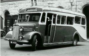 Johnsons Vintage Bus